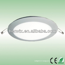 high cri 10 watt round led panel ceiling lights