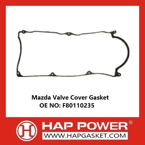 Mazda Valve Cover Gasket F80110235