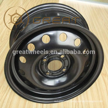 high quality Steel Car Wheel Rims from China
