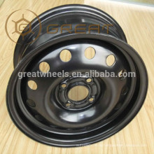 Высококачественные стальные диски для автомобилей из Китая