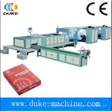 China Best Manufacture für Herzog von Papier Schneidemaschine