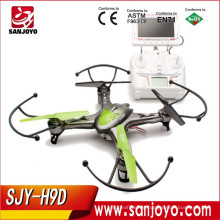 JJRC H9D 2.4G 4CH FPV Flying Helicopter Toy/FPV Model Helicopter/FPV Radio Controlled Helicopter with 0.3MP Camera SJY-JJRC-H9D