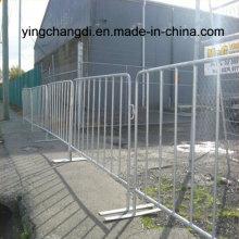 Australia Steel Barricade /Crowd Barrier/ Pedestrian Barrier / Barrier