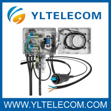 LC de fibra óptico cabo patch sair 4,8 mm cabo usado para a rede de distribuição de Ericsson