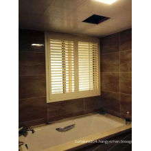 89mm Plantation Wooden Shutter (SGD-S-2145)