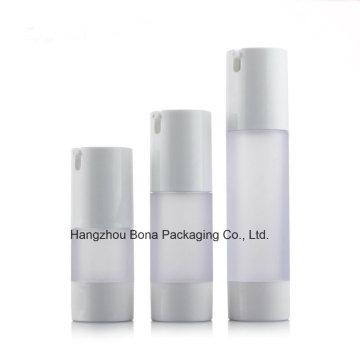 Zylinderförmige kosmetische Airless-Flasche, Sprayer-Flasche