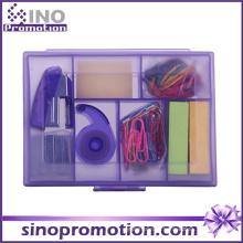 Оптовые пользовательские дешевые мини-канцелярские наборы для школьников
