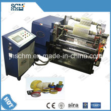 BOPP / hoja de aluminio cortante de la máquina