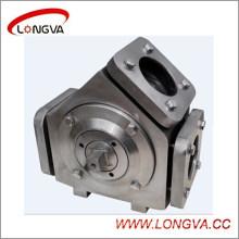 Wenzhou Stainless Steel Plug Deverter Valve