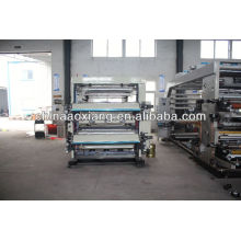 YT-2600 Two Colors Plastic film roll to roll digital flex printing machine price