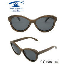 Made in China Venta al por mayor Gafas de sol de madera