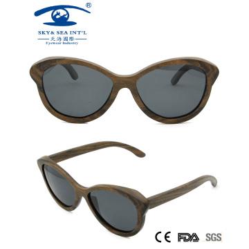 Made in China Wholesale Óculos de sol de madeira