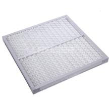 Filtro de panel de pliegues de aire industrial