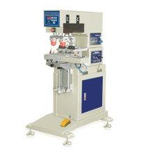 Hengjin máquinas de impressão, HP-125B pneumatic 2 cores pad impressora com transporte