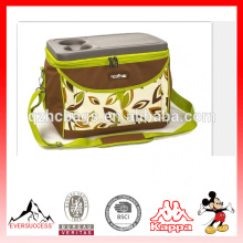 new design new material insulated lunch cooler bag with special EVA cover
