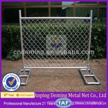 Hochwertiger temporärer Zaun aus der chinesischen Fabrik