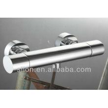 Mezclador de ducha con válvula mezcladora termostática