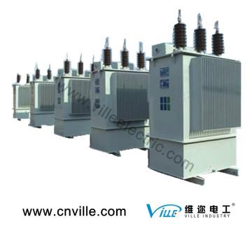 Condensador shunt montado exterior capacitor trifásico
