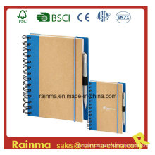 Paper Notebook with Pen