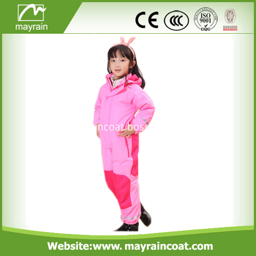 Kids raincoat rain suit rainwear rain jacket