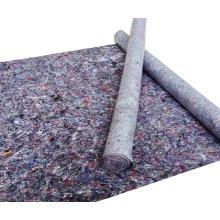 almohadillas de pintor con hoja de algodón antideslizante punzonado con fieltro mochila material de relleno tela de lana polar
