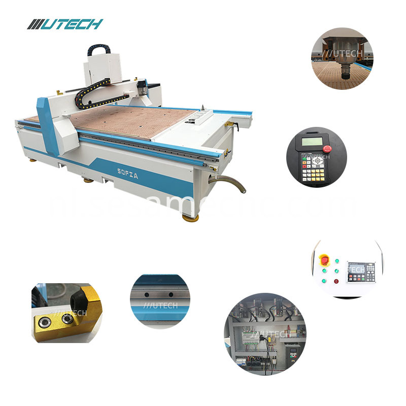 atc woodworking cnc machine