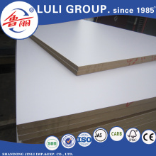 E1 Glue Melamine MDF Board From China Luli Group