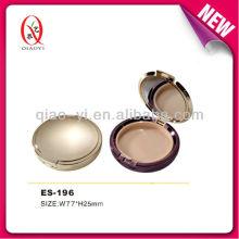 ES-196 redondo compacto com espelho