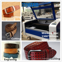 Laser Cutting and Engraving Machine Laser Syngood 1300*900mm 1600*1000mm for leather belt