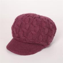 European and American warm rabbit wool knit cap