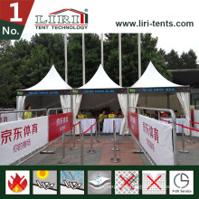 Pagoda Tent Wholesale Mobile Tent Garden Family Tent for 10-100 People