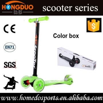 Отличное качество дешевые мода спорт дети мини-скутер