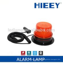 LED de alarma de la lámpara de camiones LED de luz de advertencia Rotación magnética y estroboscópica flash de luz Strobe Beacon con encendedor de cigarros