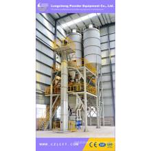 Línea de producción especial de mortero mixto seco