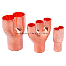 Copper Fittings with Y Shape