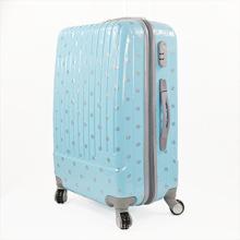 Wave Point Pull Box Lovely Multi Color Suitcase Boîte à bagages Chassis Universal Wheel 20 pouces 24 pouces