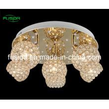 A lâmpada de teto de cristal a mais nova com diodo emissor de luz (C-9460 / 6A)