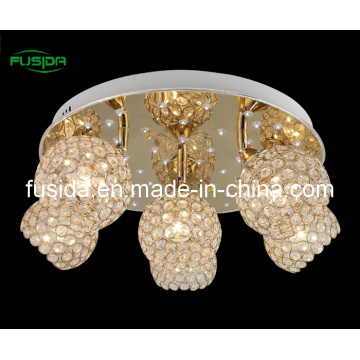 La plus récente lampe de plafond en cristal avec LED (C-9460 / 6A)