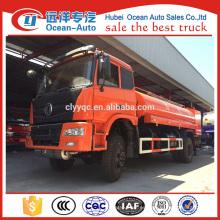 Dongfeng 4x4 camiones cisterna para la venta