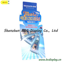 Super Markets Hot Sales Cardboard Display Billboard with SGS (B&C-E011)