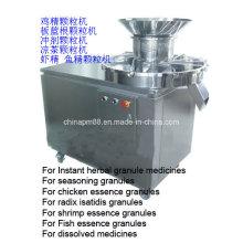 Máquina giratória química farmacêutica eficiente alta do granulador