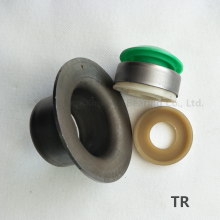 TR Series Conveyor Roller Parts Labyrinth Seals
