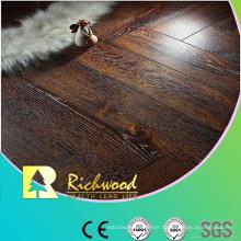 Household 8.3mm Embossed Cherry Sound Absorbing Laminate Flooring
