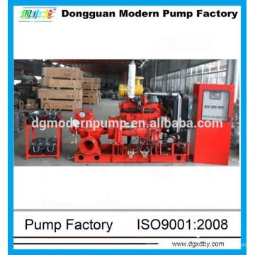 Pompe à incendie grande capacité série S