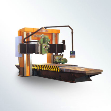Gantry cnc milling machine