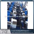 Compacte automatisme cnc roll formant machine purlin cz très convivial