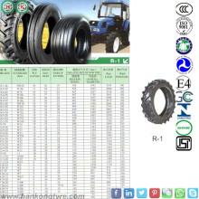 Modelo R1 Paja agrícola de campo Pady Tire