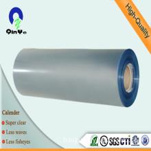 Super Clear Rigid Film Plastic Transparent PVC Sheet Manufacturer