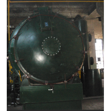 máquinas de pirólisis de residuos médicos