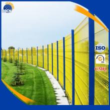 높은 품질 와이어 메쉬 3d 또는 2d 용접된 울타리 패널 임시 용접된 울타리 패널